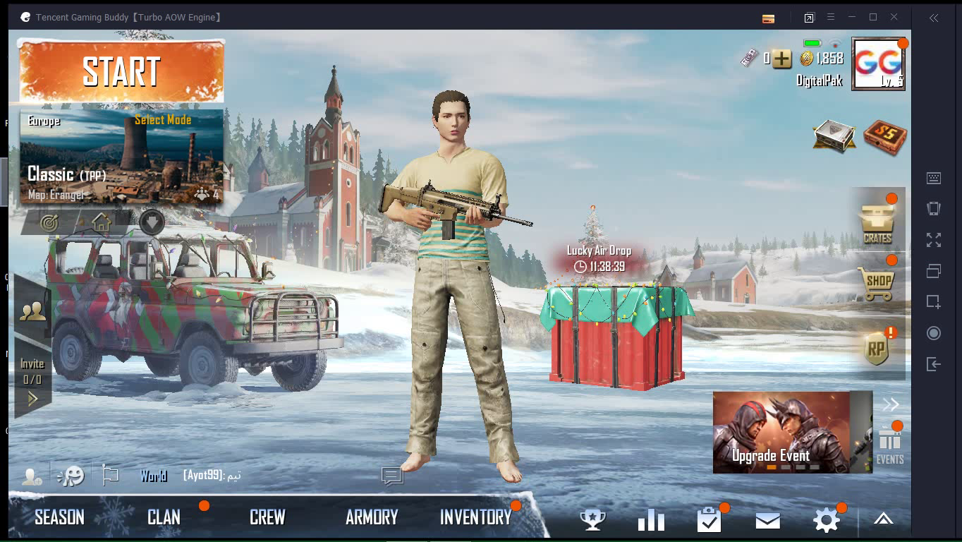 PUBG Mobile For PC – Download Free Game