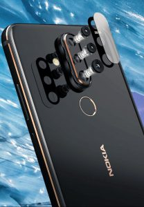 Nokia X71 Rear Camera Features & First Look