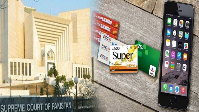 Supreme Court restores all mobile phone balance taxes