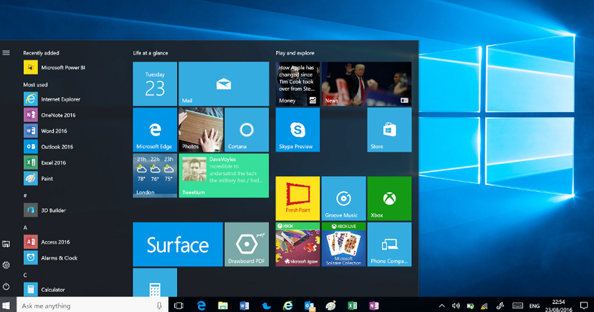Windows 10 Upcoming Update Sees Microsoft Ditch The Password