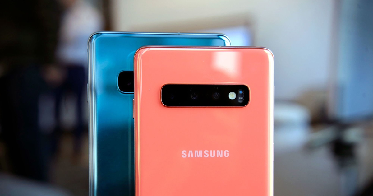 Samsung Galaxy S10 camera automatic Photo mode vs Night mode