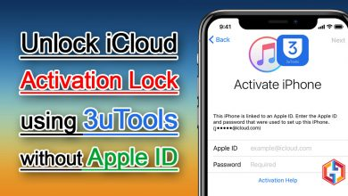 Unlock iCloud Activation Lock using 3uTools without Apple ID